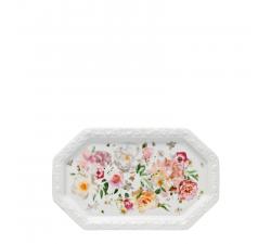 Taca-porcelanowa-na-cukiernicę-i-mlecznik-maria-róża-rosenthal
