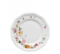 Talerz-porcelanowy-19-cm-maria-róża-rosenthal