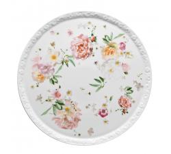 Tortownica-porcelanowa-31,5-cm-maria-róża-rosenthal