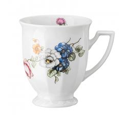 Kubek-porcelanowy-mały-Maria-Flowers-rosenthal-motyw-1-rosenthal