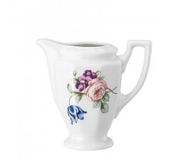Mlecznik-porcelanowy-dla-6-osób-Maria-Flowers-rosenthal