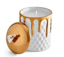 Beehive-świecznik-pszczoła-l'objet