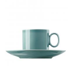 Kubek-niski-z-podstawkiem-loft-ice-blue-rosenthal