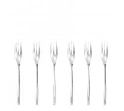 Zestaw-6-widelczyków-do-ciasta-bamboo-sambonet