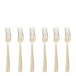 Zestaw-6-widelczyków-do-ciasta-FLAT-Szampan-sambonet