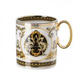 Rosenthal-Versace-Virtus-Alphabet-kubek-porcelanowy-a