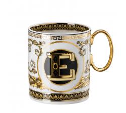 Rosenthal-Versace-Virtus-Alphabet-kubek-porcelanowy-e