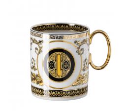 Rosenthal-Versace-Virtus-Alphabet-kubek-porcelanowy-O