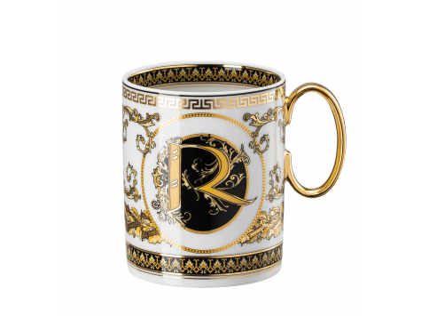 Kubek R Versace Virtus Alphabet