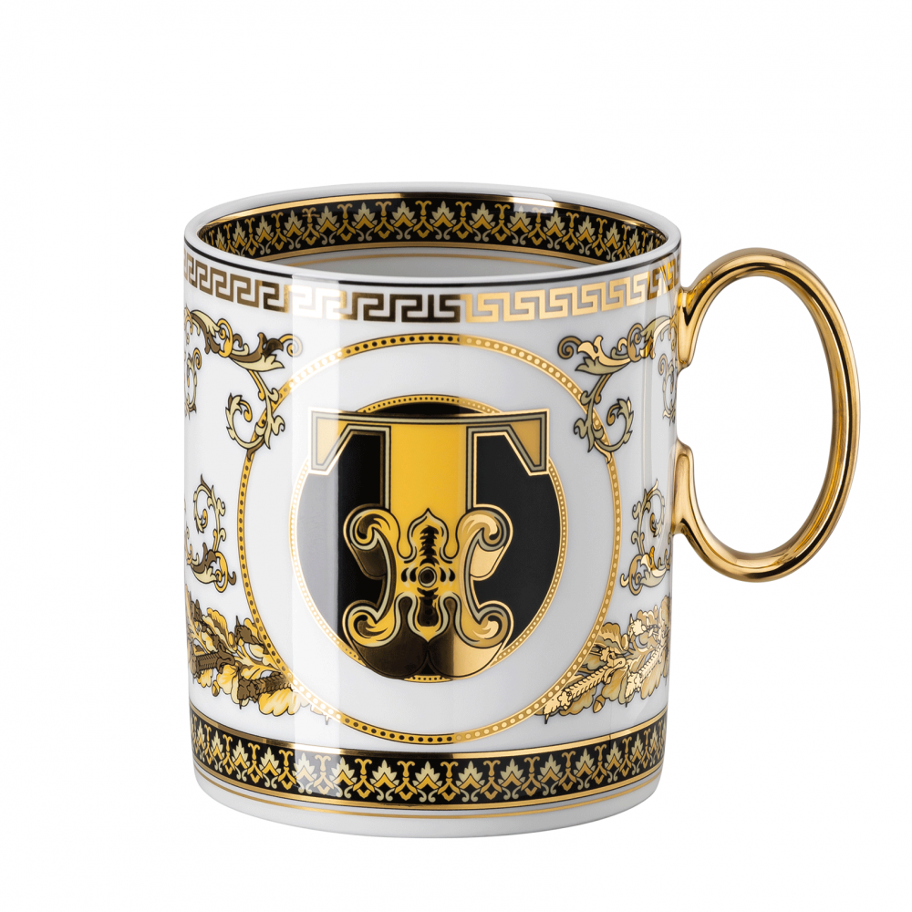 Rosenthal-Versace-Virtus-Alphabet-kubek-porcelanowy-T