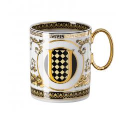 Rosenthal-Versace-Virtus-Alphabet-kubek-porcelanowy-U