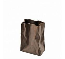 Wazon-10-cm-Paper-Bag-czekoladowy-Rosenthal