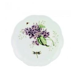 Talerz-orange-23-cm-Butterfly-Meadow-lenox