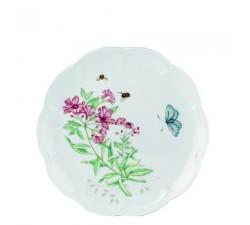 Talerz-swallowtail-23-cm-Butterfly-Meadow-lenox
