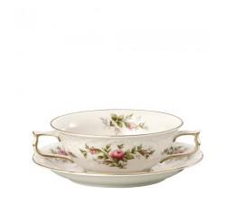 Bulionówka-porcelanowa-z-podstawką-Sanssouci-Ramona-Rosenthal