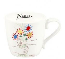 Picasso-Bukiet-Kubek-porcelanowy-konitz