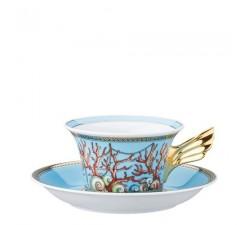 Filiżanka-do-herbaty-versace-owoce-morza-rosenthal