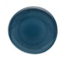 Talerz-22-cm-Junto-Ocean-blue-Rosenthal