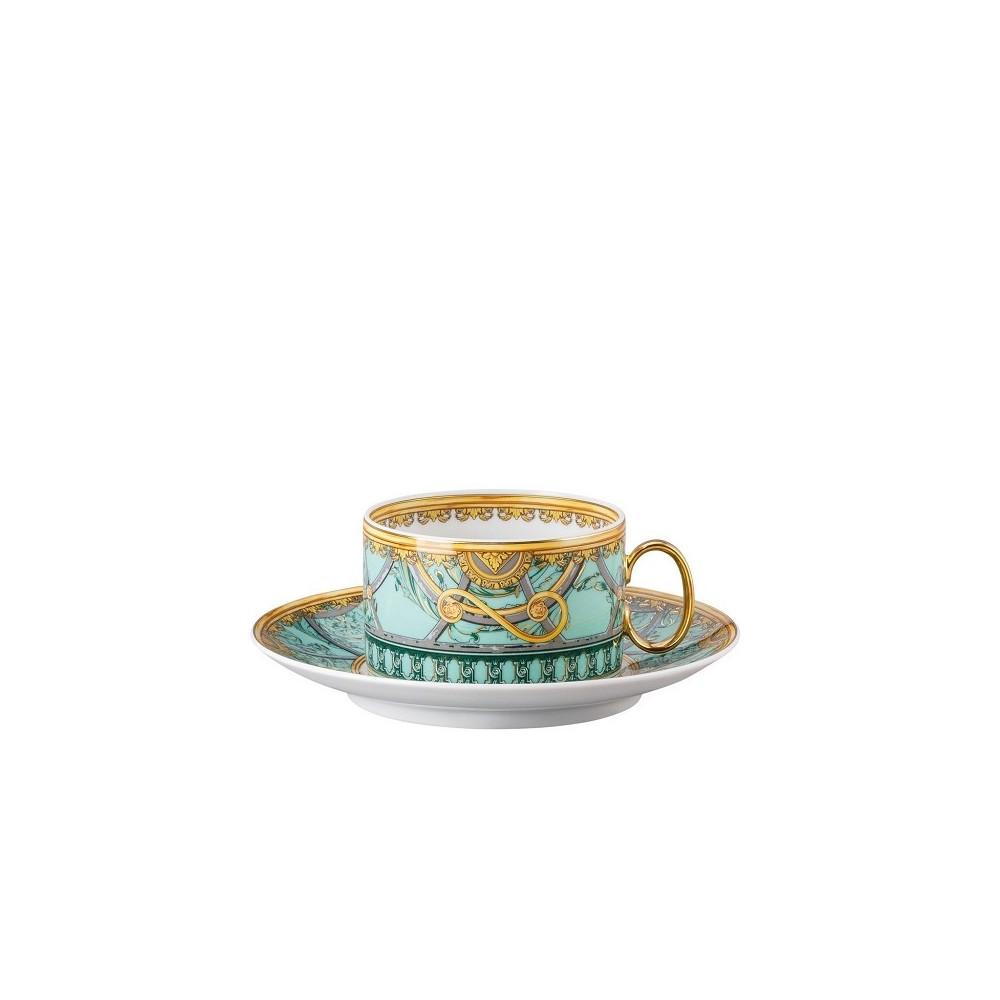 Filiżanka-do-herbaty-versace-scala-palazzo-verde-rosenthal