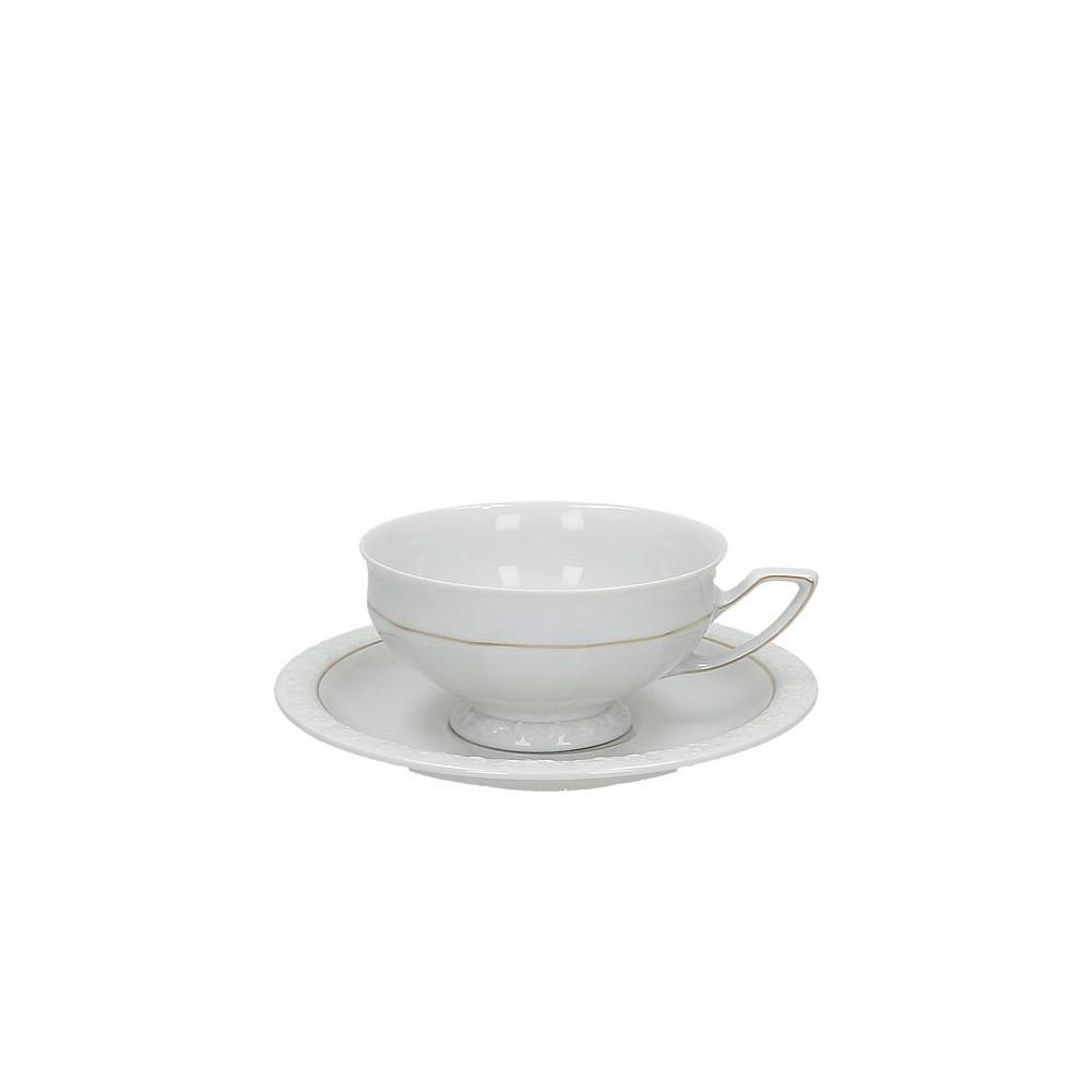 Filiżanka do herbaty Maria Goldlinie