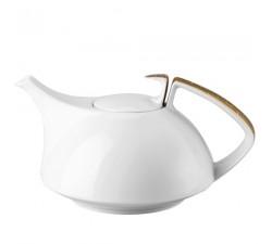 Dzbanek-do-herbaty-TAC-Skin-Gold-rosenthal-tył