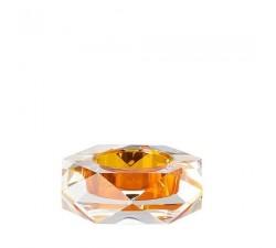 Stella-świecznik-gold-rosenthal