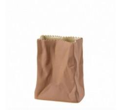Wazon-10-cm-Paper-Bag-szaro-brązowy-Rosenthal