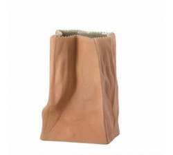 Wazon-14-cm-Paper-Bag-szaro-brązowy-Rosenthal