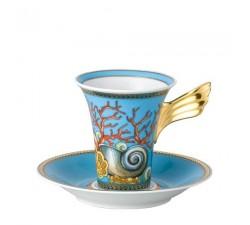 Filiżanka-do-kawy-versace-owoce-morza-rosenthal