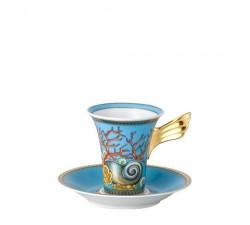 Filiżanka-do-espresso-versace-owoce-morza-rosenthal