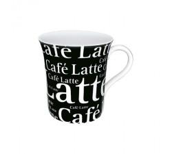 Kubek-porcelanowy-Caffe-Latte-czarny-Konitz