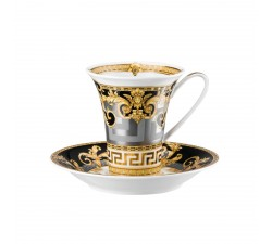 Zestaw filiżanek do espresso Versace Prestige Gala