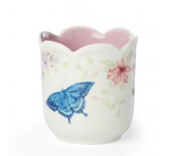 Świecznik-9,5-cm-fioletowy-Butterfly-Meadow-Lenox