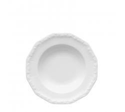 Talerz-porcelanowy-głęboki-21-cm-Maria-Biała-Rosenthal