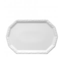 Talerz-porcelanowy-do-ryb-32-cm-Maria-Biała-Rosenthal