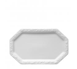 Taca-porcelanowa-na-cukiernicę-i-mlecznik-27-cm-Maria-Biała-Rosenthal