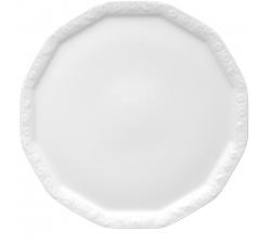 Talerz-do-ciasta-pizzy-32-cm-Maria-Biała-Rosenthal