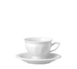 Rosenthal-Biała-Maria-Filiżanka-espresso-z-podstawką