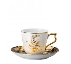 Filiżanka-porcelanowa-do-kawy-z-podstawką-Sanssouci-Midas-rosenthal