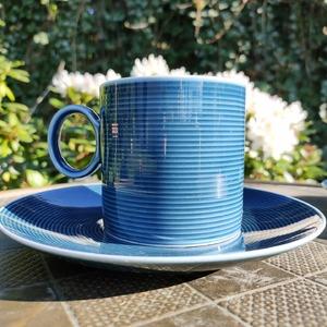 Kawa w ogrodzie. Loft Colours 😍 https://porcelanaonline.pl/402-loft-colours #ogród #kawa #coffee #garden #lazyday #sunnyday #resting