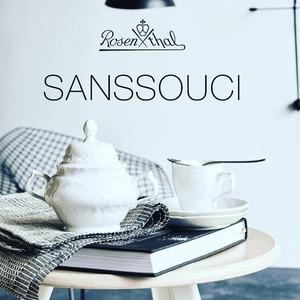 Elegancja ponad epoki.  Sanssoucci. #porcelana #nastole #elegancja #klasyka #jadalnia